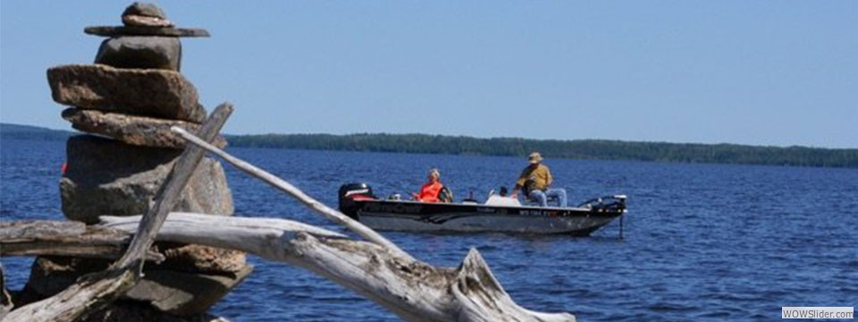Gawleys little beaver lodge where memories are made for Lac seul fishing